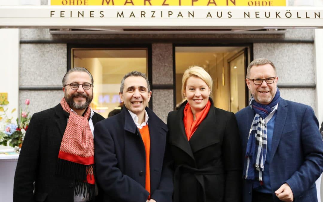 OHDE Berlin – Marzipan aus Neukölln