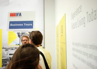 Geführte Touren auf der IFA