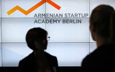 Armenische StartUp Night
