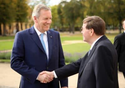 Bundespräsident a.D. Christian Wulff