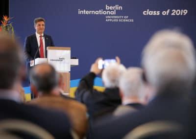 Ali Kemal Aydin Botschafter der Republik Türkei zu Deutschland