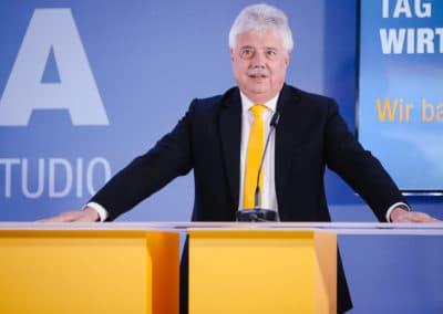 Dr. Andreas Mattner - Präsident des ZIA