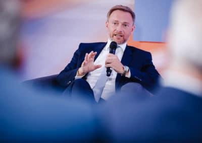 Christian Lindner, FDP Bundes- und Fraktionsvorsitzender im Deutschen Bundestag