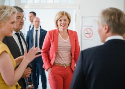 Bundesministerin für Ernährung und Landwirtschaft, Julia Klöckner
