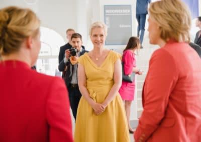 Ministerpräsidentin des Landes Mecklenburg-Vorpommern Manuela Schwesig