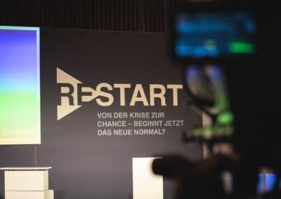 RESTARTNOW21 Kongress Berlin