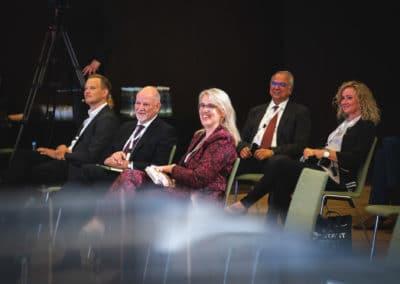 Publikum beim Kongress