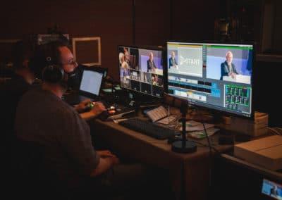Livestream Technik vom Kongress